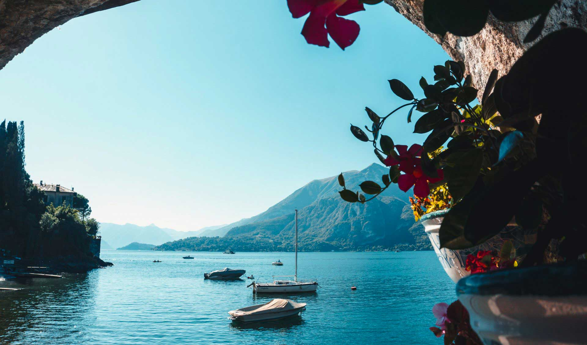 Get Married in lake como